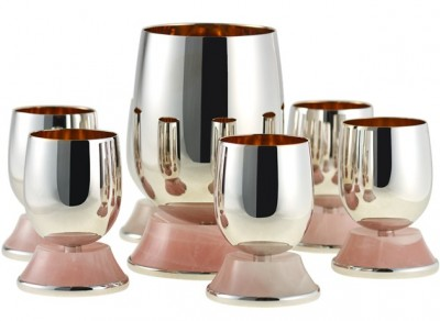 Floating Kiddush Cup Set