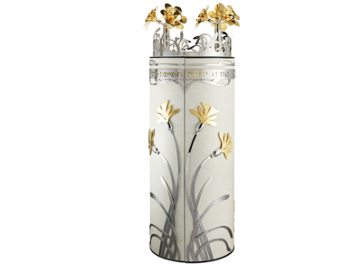 Flowers Design - Torah Case