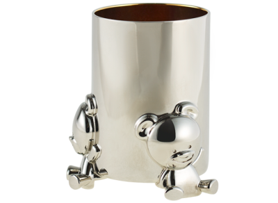 Kids Kiddush Cup - Bear