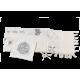 טלית פסוקים - כסף